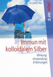 Immun mit kolloidalem Silber - Wirkung, Anwendung, Erfahrungen
