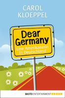 Carol Kloeppel: Dear Germany ★★★★