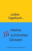 Friedhelm Ebbecke-Bückendorf: Liebes Tagebuch...