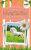Andrea Wandel: Ein Pony für alle Fälle - Zehnter Roman: Rette die Ponys, Marie! ★★★★