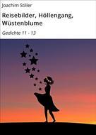 Joachim Stiller: Reisebilder, Höllengang, Wüstenblume