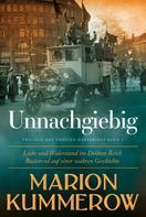 Marion Kummerow: Unnachgiebig