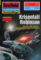 Robert Feldhoff: Perry Rhodan 1945: Krisenfall Robinson ★★★★★