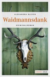 Waidmannsdank - Kriminalroman