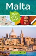 Christoph Mohr: Bruckmann Reiseführer Malta: Zeit für das Beste