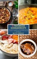 Mattis Lundqvist: 50 Proteinreiche Schongarerrezepte