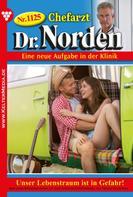 Patricia Vandenberg: Chefarzt Dr. Norden 1125 – Arztroman