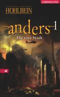 Wolfgang Hohlbein: Anders - Die tote Stadt (Bd. 1) ★★★★