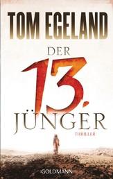 Der 13. Jünger - Ein Fall für Bjørn Beltø - Thriller