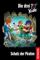 Boris Pfeiffer: Die drei ??? Kids, 50, Schatz der Piraten (drei Fragezeichen Kids) ★★★★