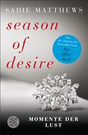 Sadie Matthews: Season of Desire ★★★★