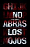 John Verdon: No abras los ojos ★★★★