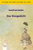 Gottfried Keller: Das Sinngedicht