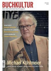 Magazin Buchkultur 179 - Das internationale Buchmagazin