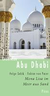 Helge Sobik: Lesereise Abu Dhabi ★★★