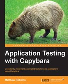Matthew Robbins: Application Testing with Capybara