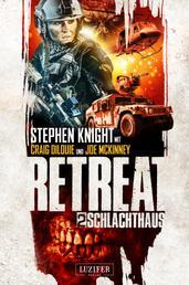 SCHLACHTHAUS (Retreat 2) - Horror-Thriller