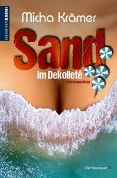 Sand im Dekolleté - Ostfriesland-Krimi
