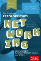 Tim Templeton: Erfolgreiches Networking