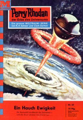 Perry Rhodan 65: Ein Hauch Ewigkeit