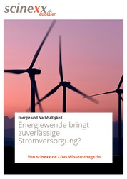 Alles erneuerbar? - Bringt die Energiewende zuverlässige Stromversorgung?