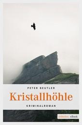 Kristallhöhle - Kriminalroman