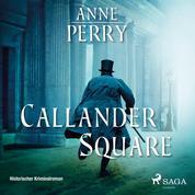 Callander Square - Historischer Krimi