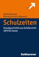 Imbke Behnken: Schulzeiten