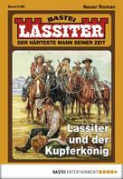 Jack Slade: Lassiter - Folge 2186 ★★★★