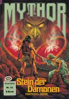Hubert Haensel: Mythor 33: Stein der Dämonen ★★★★★