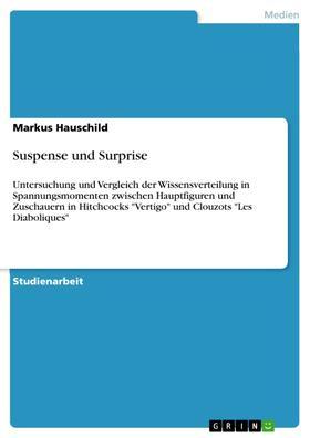 Suspense und Surprise