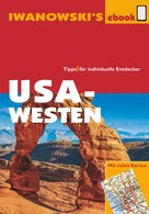 Dr. Margit Brinke: USA-Westen - Reiseführer von Iwanowski