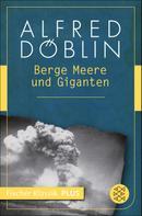 Alfred Döblin: Berge Meere und Giganten