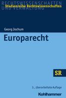Georg Jochum: Europarecht ★