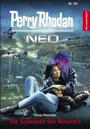 Perry Rhodan Neo 156: Die Schmiede des Meisters - Staffel: Die zweite Insel