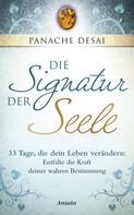Panache Desai: Die Signatur der Seele ★★★★★