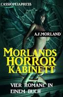 A. F. Morland: Morlands Horror-Kabinett