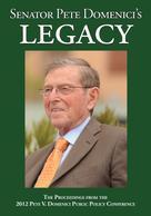 Sara Micka Patricolo: Senator Pete Domenici's Legacy 2012