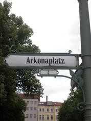Tod am Arkonaplatz