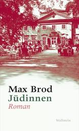 Jüdinnen. Roman - und andere Prosa aus den Jahren 1906-1916