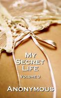 Author Anonymous: My Secret Life Volume 3