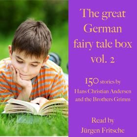 The great German fairy tale box Vol. 2