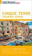 Ralf Nestmeyer: MERIAN live! Reiseführer Cinque Terre, Ligurien, Genua