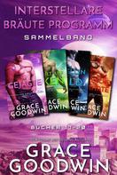 Grace Goodwin: Interstellare Bräute Programm Sammelband: Bücher 17-20 ★★★★★
