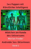 Marian Freder: Mädchen am Rande des Universums