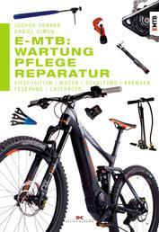 E-MTB: Wartung, Pflege & Reparatur - Sitzposition, Motor, Schaltung, Bremsen, Federung, Laufräder