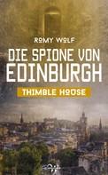 Romy Wolf: Die Spione von Edinburgh 1