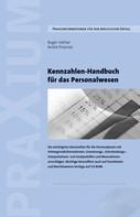 Roger Hafner: Kennzahlen-Handbuch für das Personalwesen