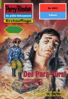 H.G. Francis: Perry Rhodan 2023: Der Para-Fürst ★★★★★