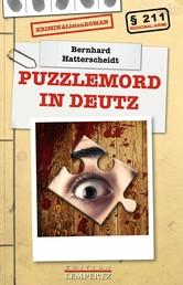Puzzlemord - KRIMINAListenROMAN
